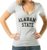 Alabama State University Game Day Women's Tee