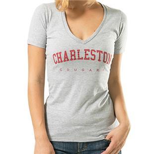 WRepublic College Charleston Game Day Women's Tee