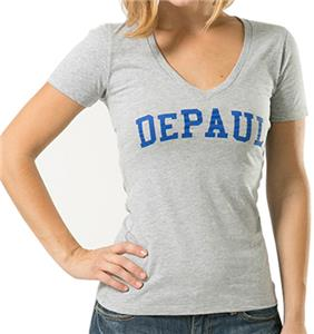 WRepublic DePaul University Game Day Women's Tee