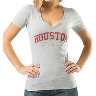 WRepublic University Houston Game Day Women's Tee