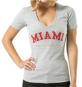 Miami Ohio University Game Day Women's Tee