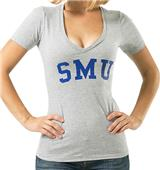 Southern Methodist University Game Day Women's Tee