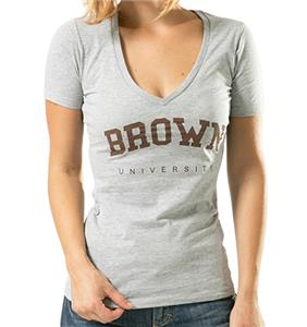 Brown University Game Day Women's Tee
