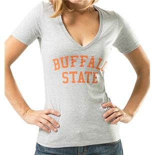 Buffalo State College Game Day Women's Tee