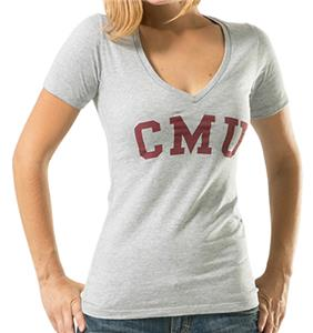 Central Michigan University Game Day Women's Tee