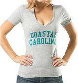 Coastal Carolina University Game Day Women's Tee