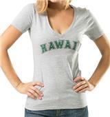 University of Hawaii Game Day Women's Tee