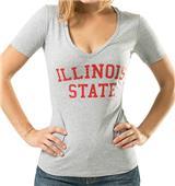 Illinois State University Game Day Women's Tee