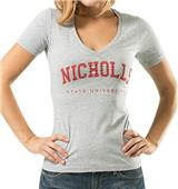 Nicholls State University Game Day Women's Tee