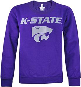WRepublic Kansas State University College Crewneck