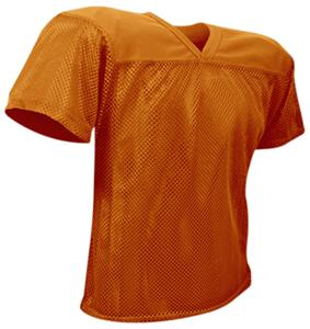 Adult Poly Mesh Poly Cowel Blaze Football Jersey