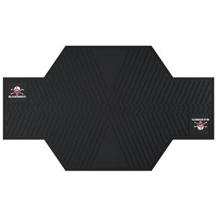 Fan Mats NCAA Nebraska Blackshirt Motorcycle Mat