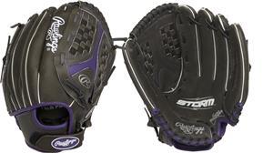 "Rawlings 12"" Youth Storm Softball Fastpitch Glove"