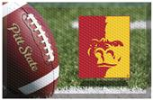 Fan Mats NCAA Pittsburg State Scraper Ball Mat