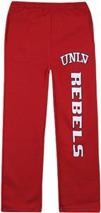 University Nevada Las Vegas College Fleece Pant