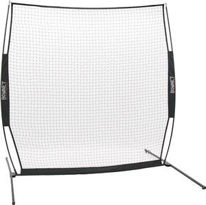 Bownet 8' x 8' Mega Mouth Elite Net Baseball