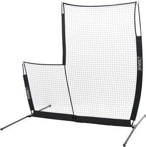 Bownet 8' x 8' L-Screen Elite Net Baseball
