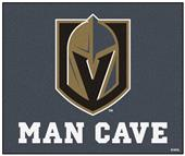 Fan Mats NHL Golden Knights Man Cave Tailgater Mat
