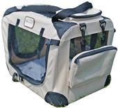 Armarkat Foldable Steel Frame Pet Carrier