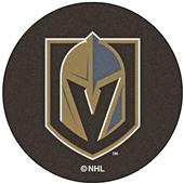 Fan Mats NHL Vegas Golden Knights Puck Mat