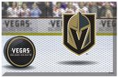Fan Mat NHL Vegas Knights Scraper Puck or Camo Mat