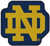 Fan Mats NCAA Notre Dame Mascot Mat