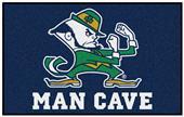 Fan Mats NCAA Notre Dame Man Cave Ulti-Mat