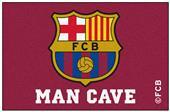 Fan Mats MLS FC Barcelona Man Cave Starter Mat