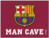 Fan Mats MLS FC Barcelona Man Cave All-Star Mat
