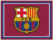 Fan Mats MLS FC Barcelona 8x10 Rug