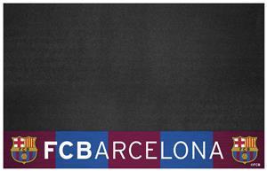 Fan Mats MLS FC Barcelona Grill Mat