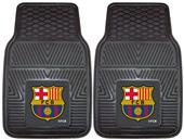 Fan Mats MLS FC Barcelona Vinyl Car Mats (set)