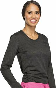 Cherokee Women's Core Stretch Underscrub Knit Tee