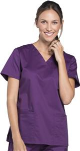 Cherokee Women's Core Stretch V-Neck Scrub Top