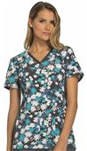 Cherokee Women's Flexibles V-Neck Scrub Top