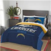Northwest NFL Chargers Full/Queen Comforter/Shams