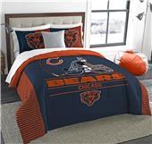 Northwest NFL Bears King Comforter & Sham Set
