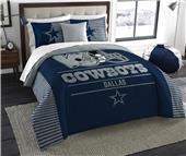 Northwest NFL Cowboys King Comforter & Sham Set
