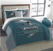 Northwest NFL Eagles King Comforter & Sham Set