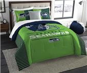 Northwest NFL Seahawks King Comforter & Sham Set