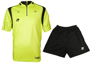 Patrick Bleeckere Ref Jersey & Shorts KIT - CO