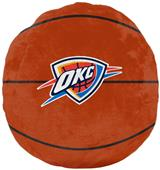 Northwest NBA Oklahoma City Thunder Cloud Pillow