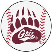 Fan Mats NCAA University of Montana Baseball Mat