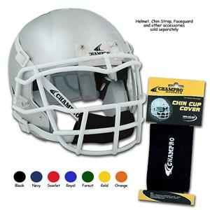 Champro Sports Football Helmet Chin Cup Covers