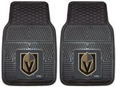 Fan Mats NHL Vegas Knights Vinyl Car Mats (set)