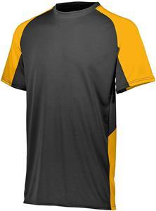 Augusta 100% Polyester Cutter Baseball Jersey