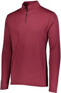 Augusta Adult Yth Attain 1/4 Zip Pullover Jacket