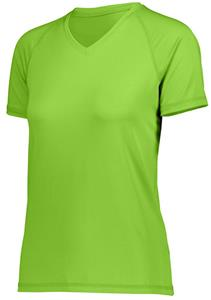 Holloway Womens Girls Swift Wicking Shirt