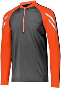 Holloway Adult Flux 1/2 Zip Jacket