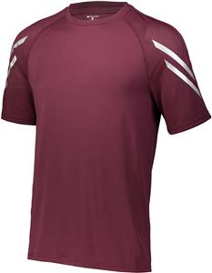 Holloway Adult Youth Flux Short Sleeve Shirt